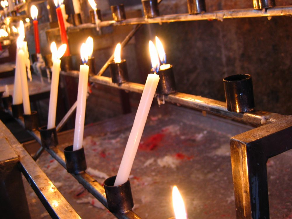 Църковни ритуали, празници и обичаи при погребение