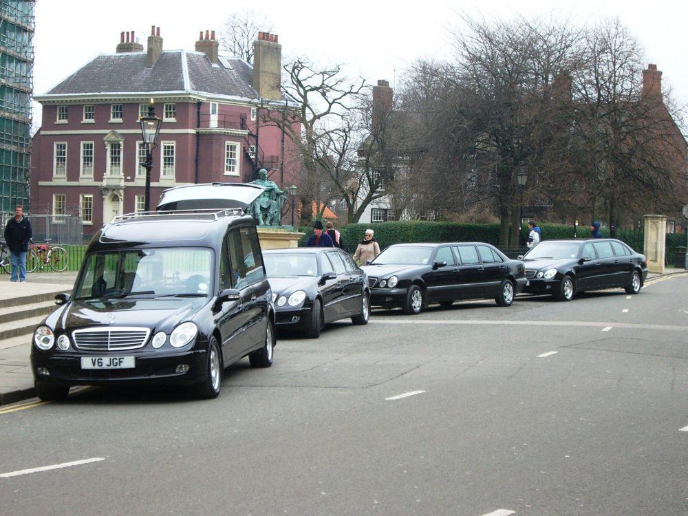 Транспортиране на починал в страната или чужбина
